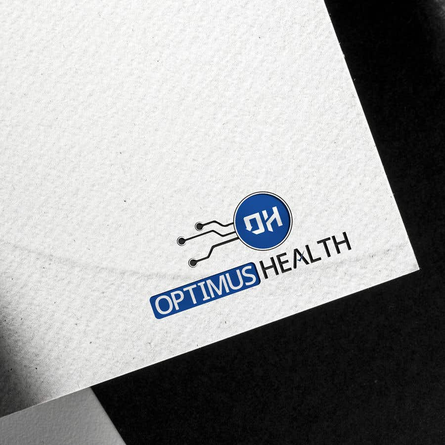 """Contest Entry #                                        212                                      for                                         Design a logo for a high tech health and fitness called technology company """" Optimus Health"""""""