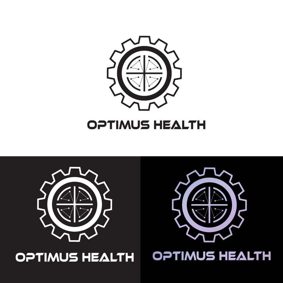 "Contest Entry #                                        173                                      for                                         Design a logo for a high tech health and fitness called technology company "" Optimus Health"""
