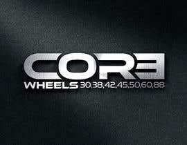 """#1500 for Logo Creation for """"Core Wheels"""" Brand by MMsujonART"""