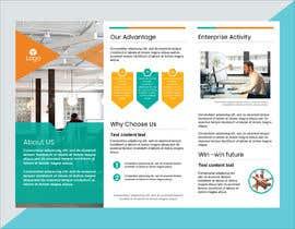 Nro 70 kilpailuun Design a brochure for warehousing and logistic Company käyttäjältä freelancerzaki16