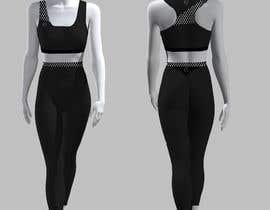#14 for design a sports bra and leggings for my activewear line by ecemozkurt