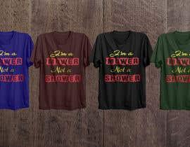 #38 для Create a tee shirt design от mdnewas