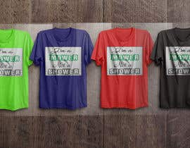 #39 для Create a tee shirt design от mdnewas