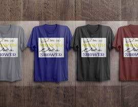 #40 для Create a tee shirt design от mdnewas