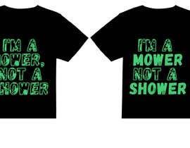 #54 для Create a tee shirt design от martaaa279