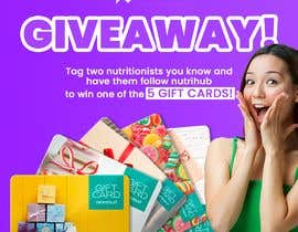 #20 for Design post image for my instagram giveaway by jeewa10