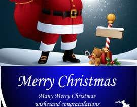 #28 untuk Graphic Design - Christmas Card oleh awaissulehri24