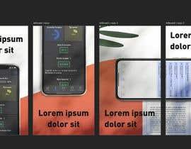 Nro 4 kilpailuun iOS App Screenshots käyttäjältä Noury7