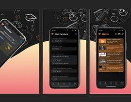 Nro 12 kilpailuun iOS App Screenshots käyttäjältä Noury7
