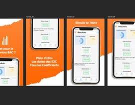 Nro 17 kilpailuun iOS App Screenshots käyttäjältä manikarne