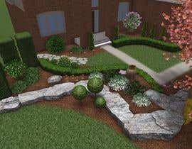 #74 for Need to do a backyard and front yard landscape design by seedweak