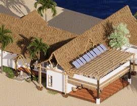nº 10 pour 3D Visualization - Modern Japanese & Filipino Beach House par NStamal