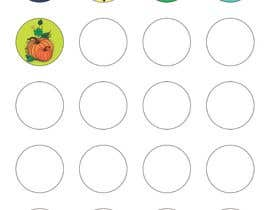Araah tarafından Round Sticker Creation!!! Unique kid friendly round stickers needed! Theme of stickers included için no 15