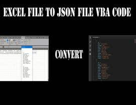 #35 для convert excel file to json file vba code от MaynuddinDesignr