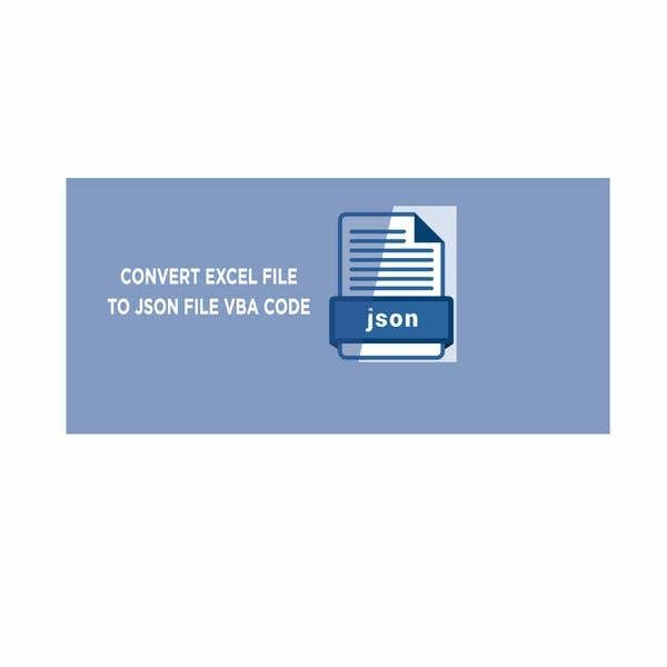Kilpailutyö #                                        43                                      kilpailussa                                         convert excel file to json file vba code