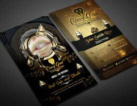 #19 untuk Finish the business card for classy gems, Edit templates included. oleh websketchworld