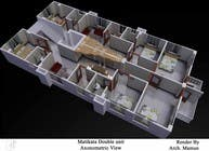 Illustrator Konkurrenceindlæg #29 for Interior design and layout sketches for new house