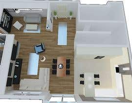 #46 untuk Interior design and layout sketches for new house oleh archiact