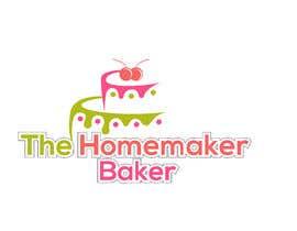 #49 untuk Logo design | The Homemaker Baker oleh payel66332211