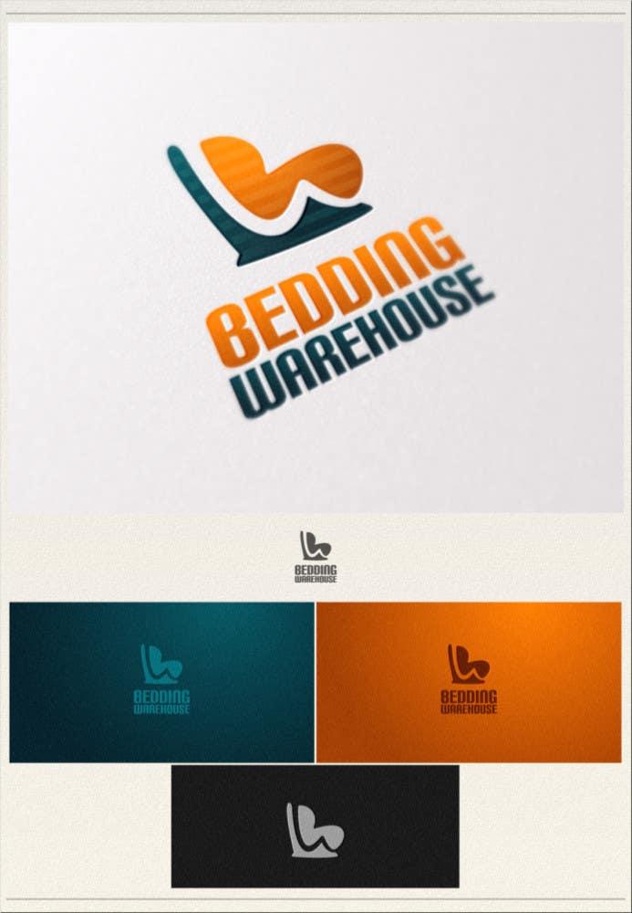 Contest Entry #88 for Logo Design for Bedding Warehouse