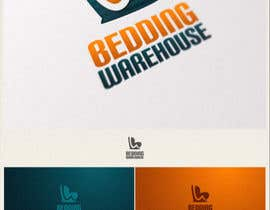 #88 para Logo Design for Bedding Warehouse por rugun