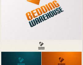#89 para Logo Design for Bedding Warehouse por rugun