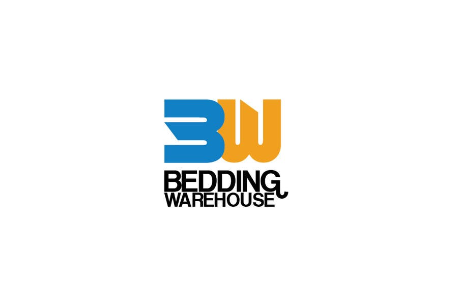 Kilpailutyö #                                        37                                      kilpailussa                                         Logo Design for Bedding Warehouse
