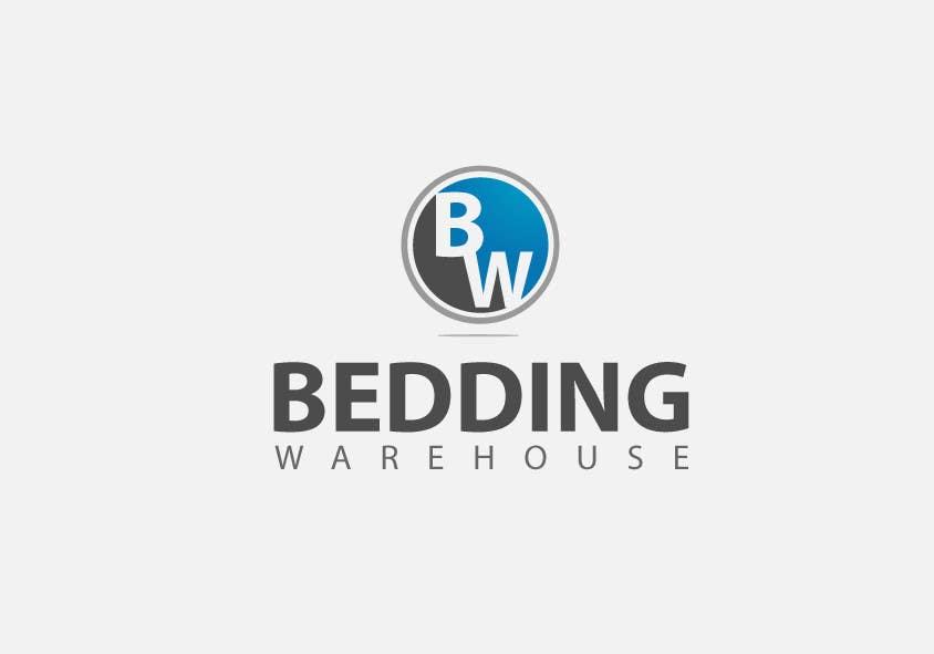 Kilpailutyö #                                        106                                      kilpailussa                                         Logo Design for Bedding Warehouse