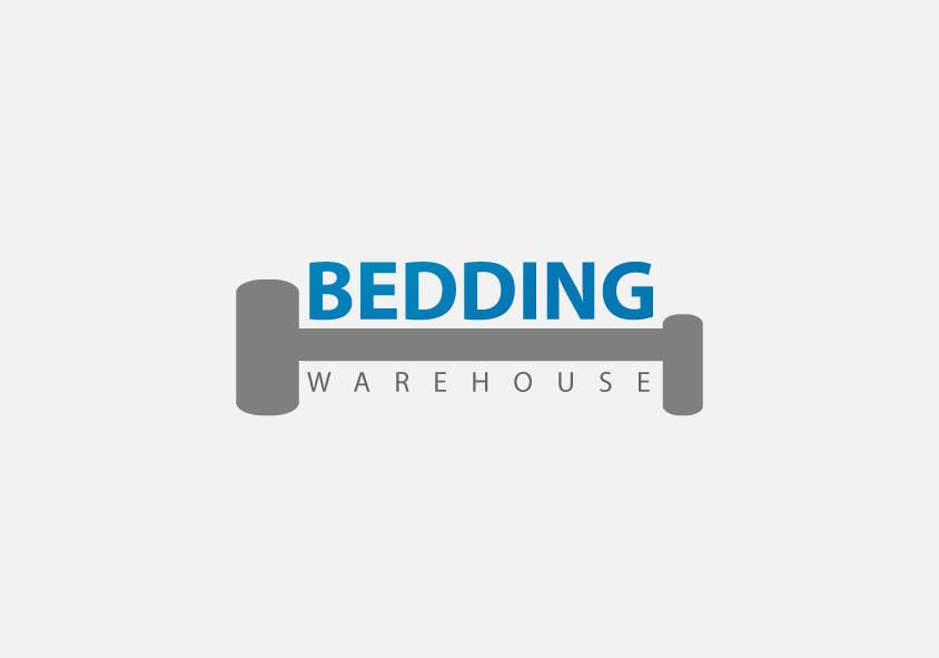 Kilpailutyö #                                        110                                      kilpailussa                                         Logo Design for Bedding Warehouse