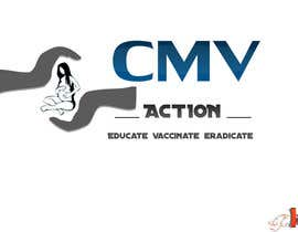 #110 para Logo Design for CMV Action de kaushik000