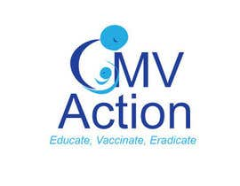 nº 109 pour Logo Design for CMV Action par workingmole