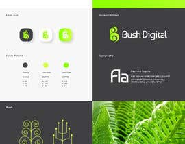 #888 for I need a name and logo for my technology company by maroundart