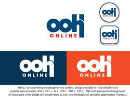 #475 for OOH Online Logo and Visual Identity Design by farhana6akter