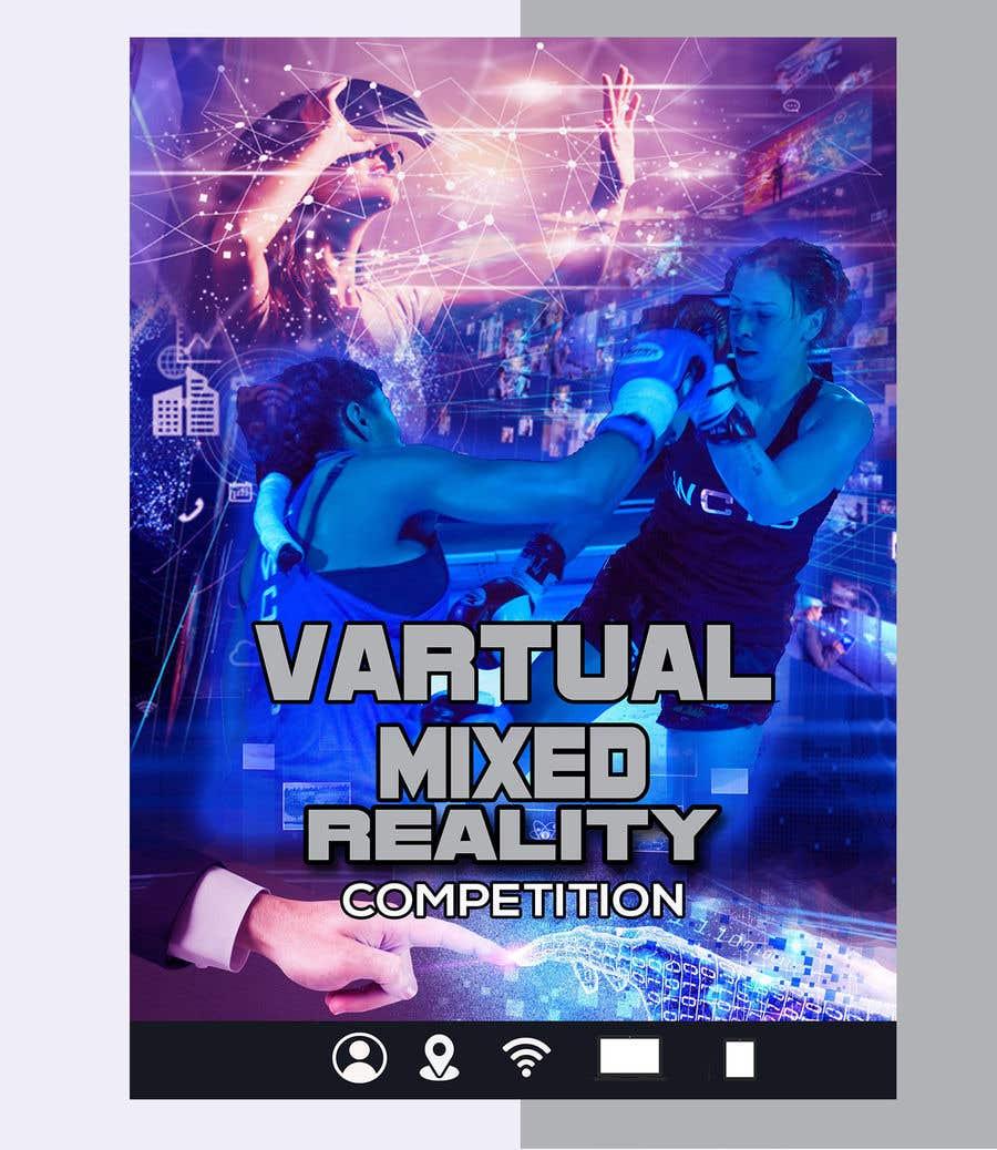Bài tham dự cuộc thi #                                        132                                      cho                                         VIRTUAL MIXED REALITY COMPETITION