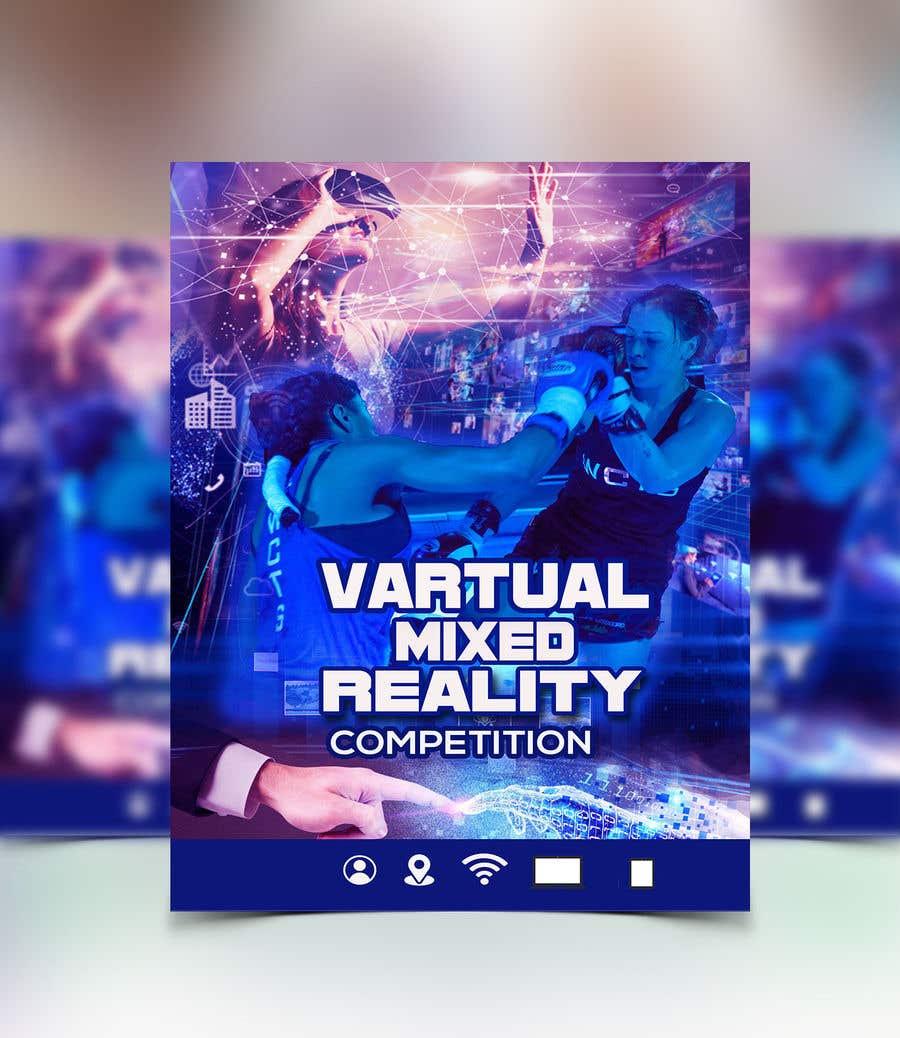 Bài tham dự cuộc thi #                                        134                                      cho                                         VIRTUAL MIXED REALITY COMPETITION