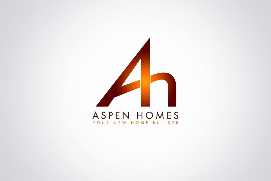 Bài tham dự cuộc thi #                                        268                                      cho                                         Logo Design for Aspen Homes - Nationally Recognized New Home Builder,