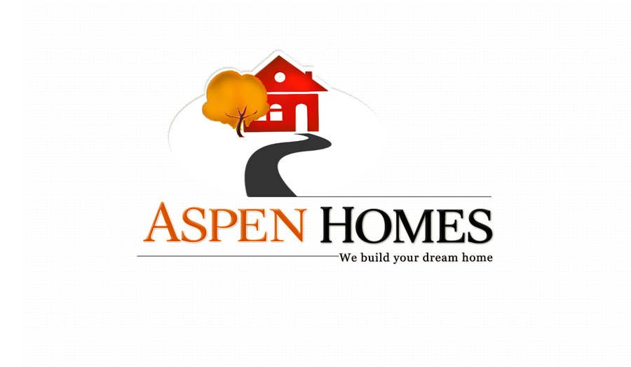Bài tham dự cuộc thi #                                        990                                      cho                                         Logo Design for Aspen Homes - Nationally Recognized New Home Builder,