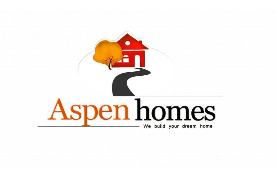 Contest Entry #                                        973                                      for                                         Logo Design for Aspen Homes - Nationally Recognized New Home Builder,