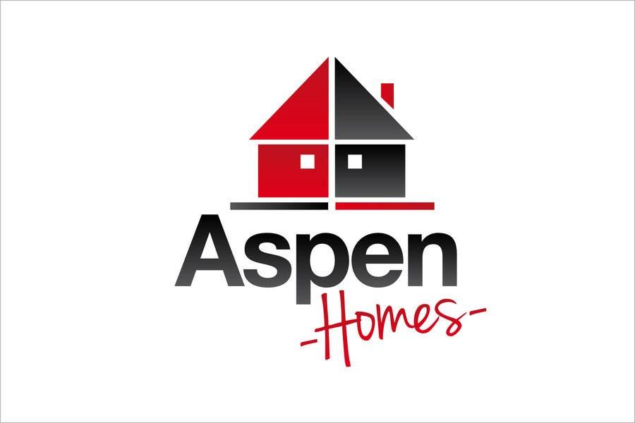 Contest Entry #                                        434                                      for                                         Logo Design for Aspen Homes - Nationally Recognized New Home Builder,