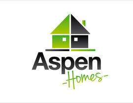 Grupof5 tarafından Logo Design for Aspen Homes - Nationally Recognized New Home Builder, için no 433