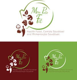 brendamx tarafından Design a Logo for new restaurant of healthy food için no 34