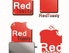 #17 for Logo Design for redtoasty af ReenBarrera