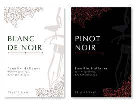 #73 for designed a label for a wine bottle by AdnanPaul