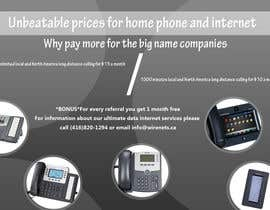 #1 cho Advertisement Design for Carrier service and phone systems bởi thewolfmenrock