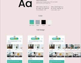 #23 for i need a UI (Image format) for mobile app homepage - Adobe XD by Shakibul53