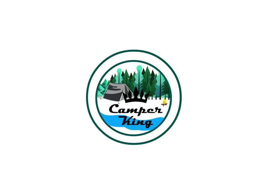 Penyertaan Peraduan #                                        188                                      untuk                                         Camper King Merchandise