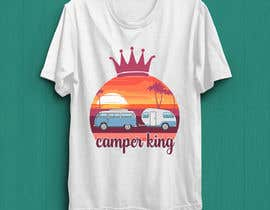 #191 for Camper King Merchandise af Tituaslam