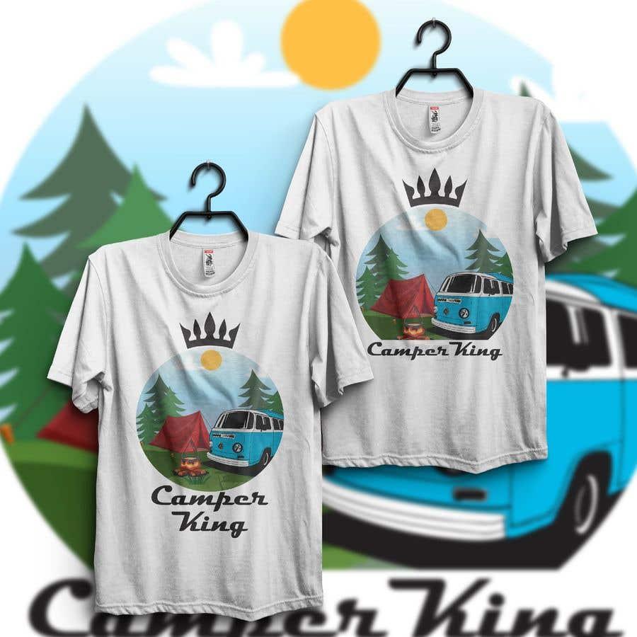 Konkurrenceindlæg #                                        183                                      for                                         Camper King Merchandise