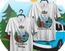 #183 for Camper King Merchandise af samiislam624
