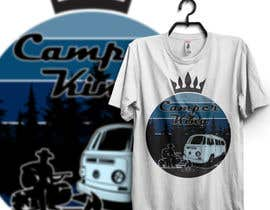 #184 for Camper King Merchandise af samiislam624